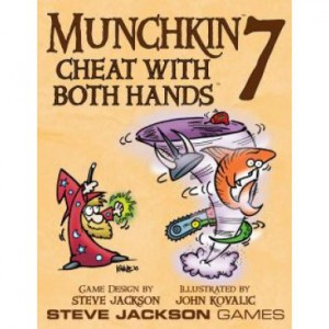 Munchkin: 7 Cheat with Both Hands