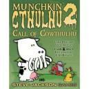 Munchkin: Cthulhu 2 Call of Cowthulhu