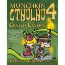 Munchkin: Cthulhu 4 Crazed Caverns
