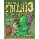 Munchkin: Cthulhu 3 The Unspeakable Vault