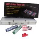 Poker Set - 500 Pieces