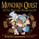 Munchkin: Quest - The Board Game