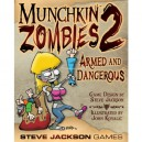 Munchkin: Zombies 2 Armed & Dangerous