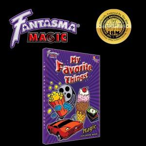 Fantasma Colouring In Book
