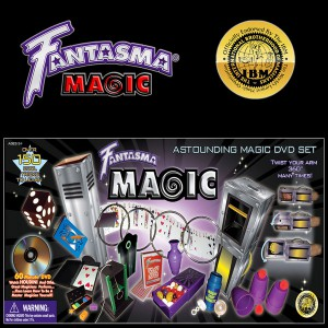 Astounding Magic Set with DVD