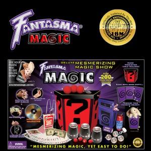Mesmerizing Magic Set with DVD