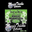 Set 3: Magic Miracles (Deck) with DVD