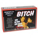 Magnetic Poetry Kit: Bitch