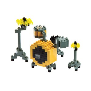 NanoBlock: Drum Set