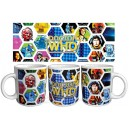 Dr Who: Honeycomb Compilation Coffee Mug