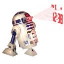 Star Wars: R2-D2 Projection Alarm Clock