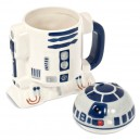 Star Wars: R2-D2 Mug with Removable Lid