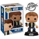 Star Wars: Han Solo Pop! Vinyl Bobble Figure