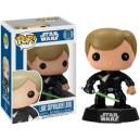 Star Wars: Luke Jedi Pop! Vinyl Bobble Figure