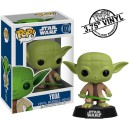 Star Wars: Yoda Pop! Vinyl Bobble Figure