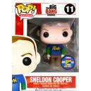 Big Bang Theory: Sheldon Batman No.1 Pop! Vinyl Figure