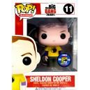 Big Bang Theory: Sheldon Hawkman Pop! Vinyl Figure