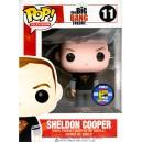 Big Bang Theory: Sheldon Superman No.1 Pop! Vinyl Figure