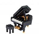 Nanoblock: Grand Piano Black